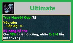 [Guide chọn lọc] Bán Nguyệt Đao Khách - Wraith  441