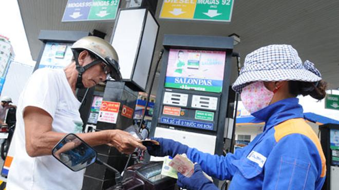 Giá xăng dầu cập nhật 5617