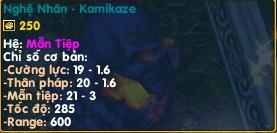 [ Guide Chọn Lọc ] Kamikaze - Nghệ Nhân by fuangel1102 Chi_so13