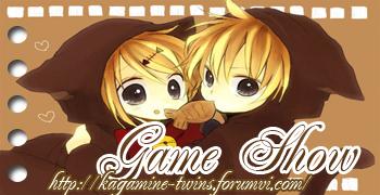Kagamine Twins Fan Club Game10