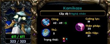 [ Guide Chọn Lọc ] Kamikaze - Nghệ Nhân by fuangel1102 Lv1_bm15