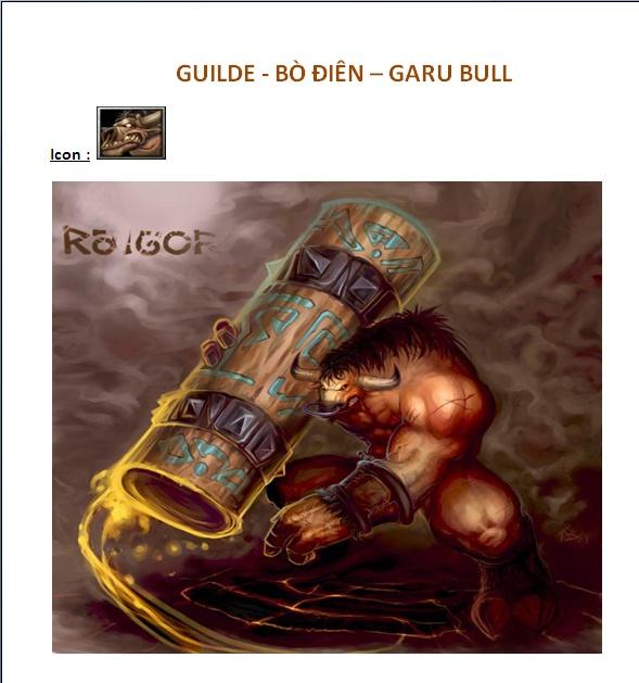 [Guilde] Bò điên by Siêu Trộm Kid  Part_110