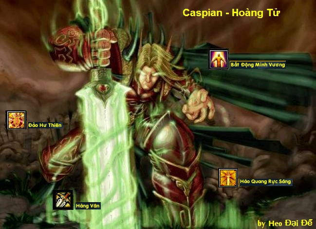 [Guilde] Caspian - Hoàng Tử Unti2025