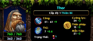 [Guide] Thiên lôi - Thor : Cái chết chớp nhoáng Untild10