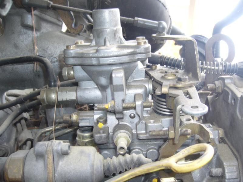 changer moteur ford transit mk2 pour un mk3 P1030511