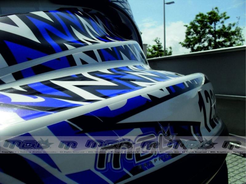 Kits Gráficos Autocolantes - MGL Graphics® 52210810
