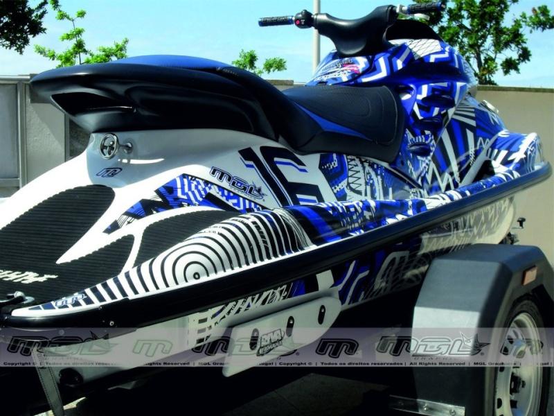 Kits Gráficos Autocolantes - MGL Graphics® 52444510