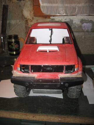 [TAMIYA CC01] restauration & customisation du Mitsubishi Pajero. Img_0029