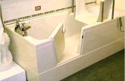 La baignoire à porte Articl11