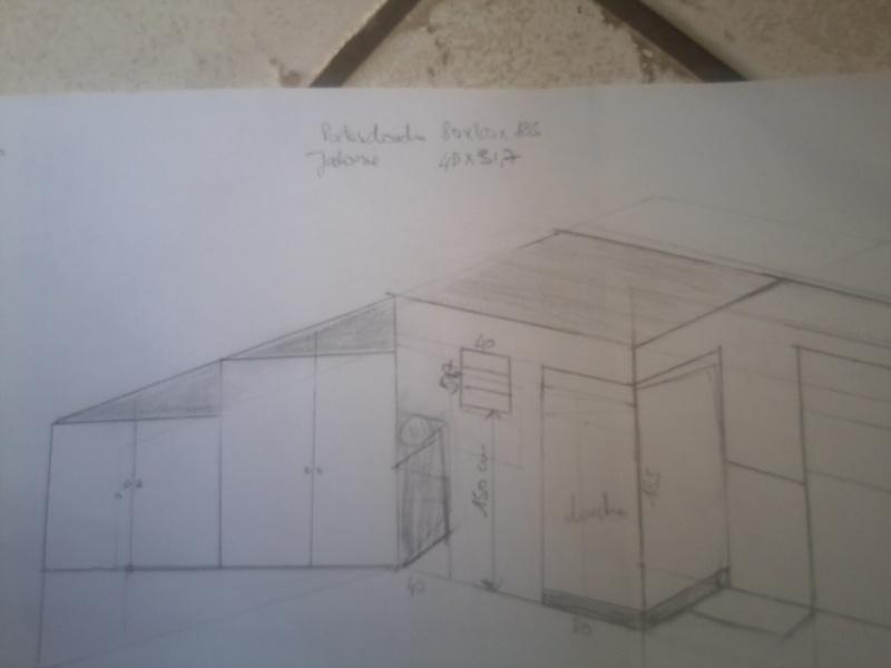 {MELBA974 Salle de Bains étage} Help (oui encore oups) sur calcule des dimensions p4 - Page 4 Photo147