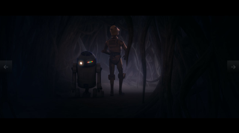 STAR WARS THE CLONE WARS - NEWS - NOUVELLE SAISON - DVD [2] - Page 7 Captur10