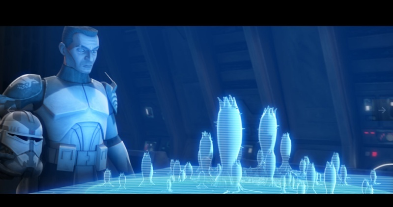 STAR WARS THE CLONE WARS - NEWS - NOUVELLE SAISON - DVD [2] - Page 7 Captur11