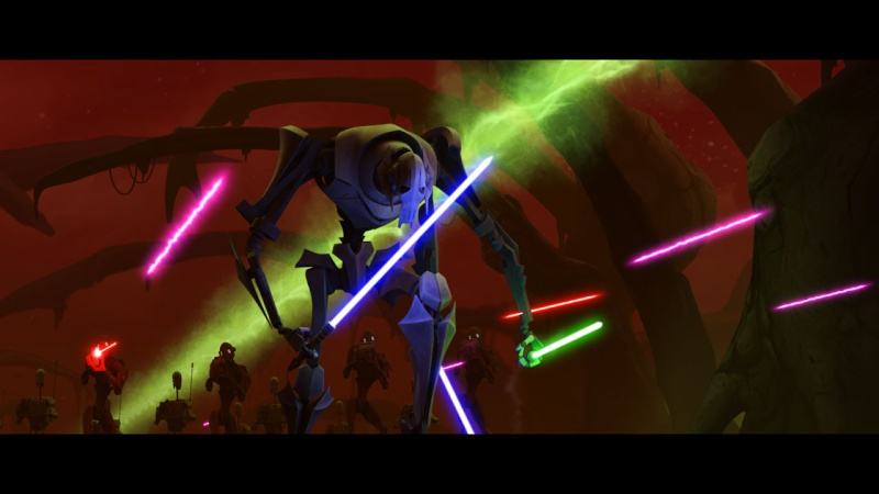 STAR WARS THE CLONE WARS - NEWS - NOUVELLE SAISON - DVD [2] - Page 20 Previe13