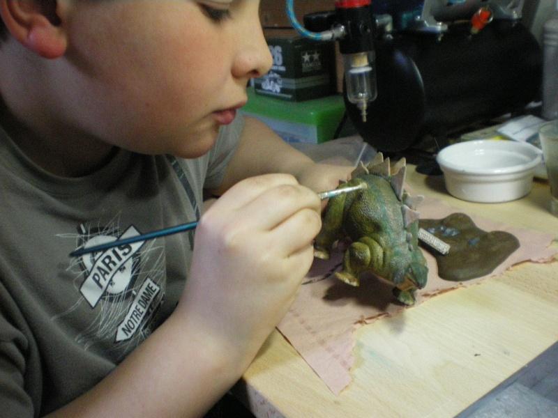 dinosaure de mon fils Dinora18