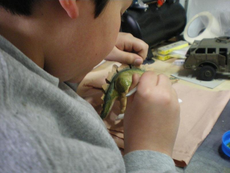 dinosaure de mon fils Dinosa12
