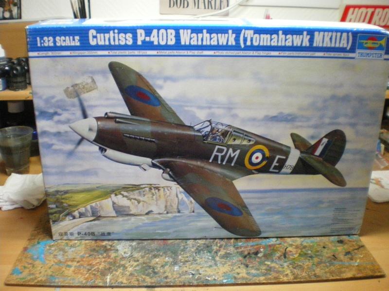 curtiss p40 b warhawk Imgp2331