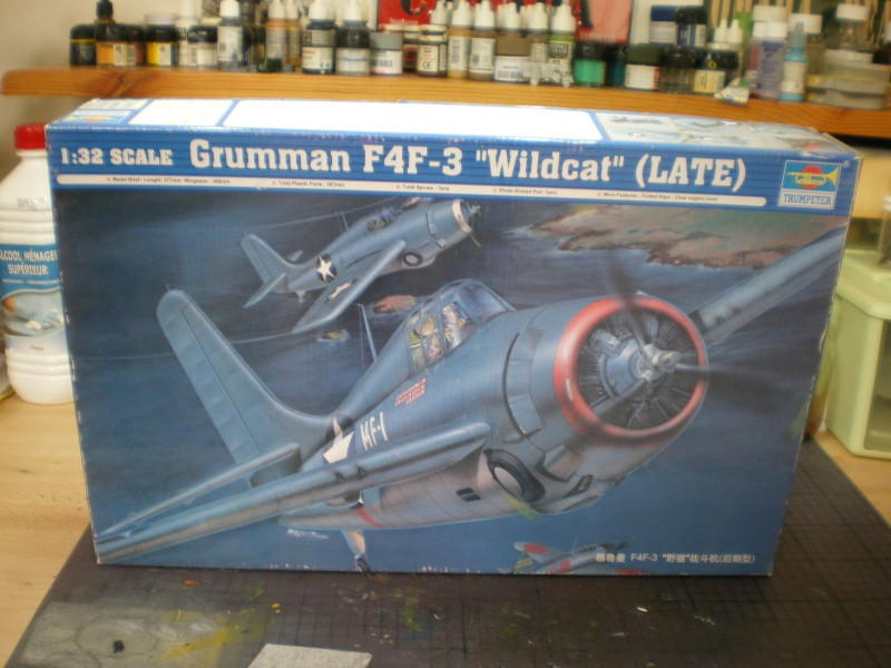 grumman f4f-3 wildcat  1/32 Mon_st15