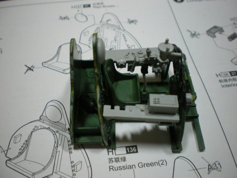 grumman f4f-3 wildcat  1/32 Pit_ca12