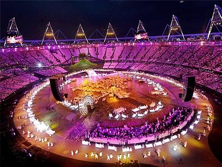 مليار شخص حول العالم يشهدون انطلاق أولمبياد لندن 0olymb10