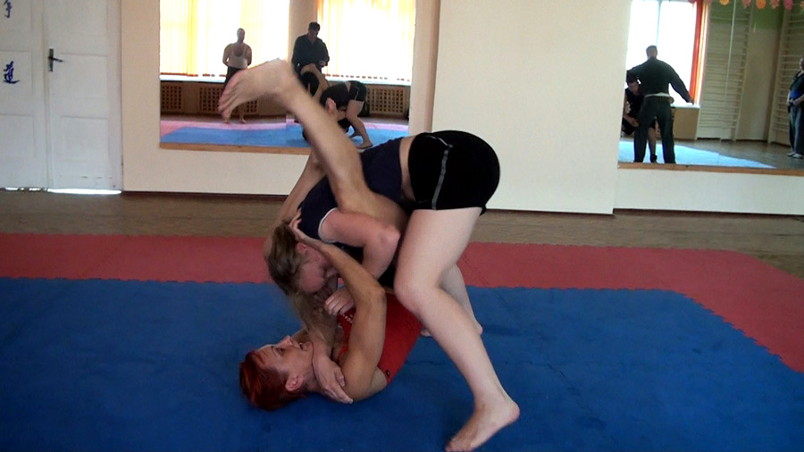 Submission Grappling.  Episodes of fights 0110