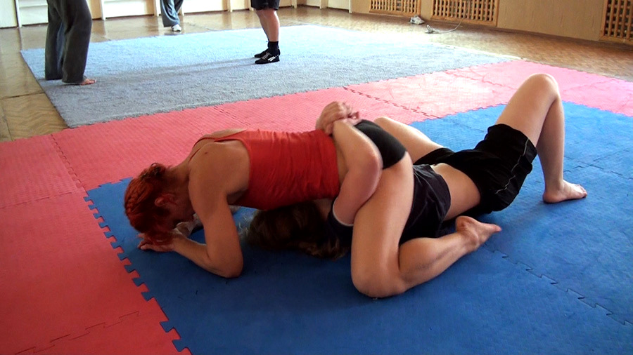 Submission Grappling.  Episodes of fights 0310