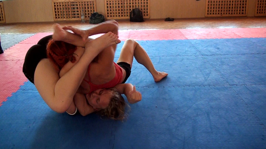 Submission Grappling.  Episodes of fights 0410