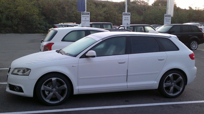"""Topic Officiel > Audi A3 """"8P"""" 2003-2012  [3P - Spbk - Cab - S/RS] - Page 3 22112010"""