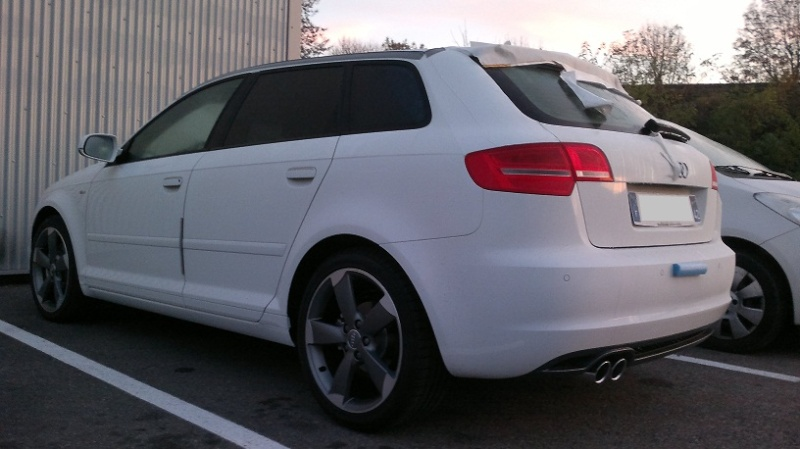 """Topic Officiel > Audi A3 """"8P"""" 2003-2012  [3P - Spbk - Cab - S/RS] - Page 3 22112011"""