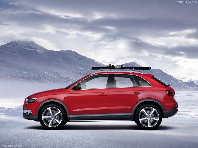 Concepts Q3 Vail et Q3 Jinlong Yufeng Audi-q11