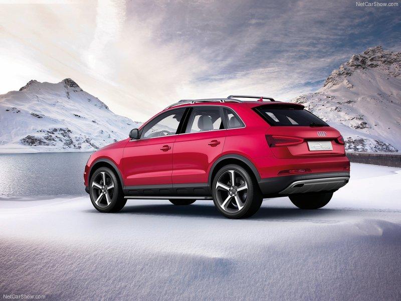 Concepts Q3 Vail et Q3 Jinlong Yufeng Audi-q12