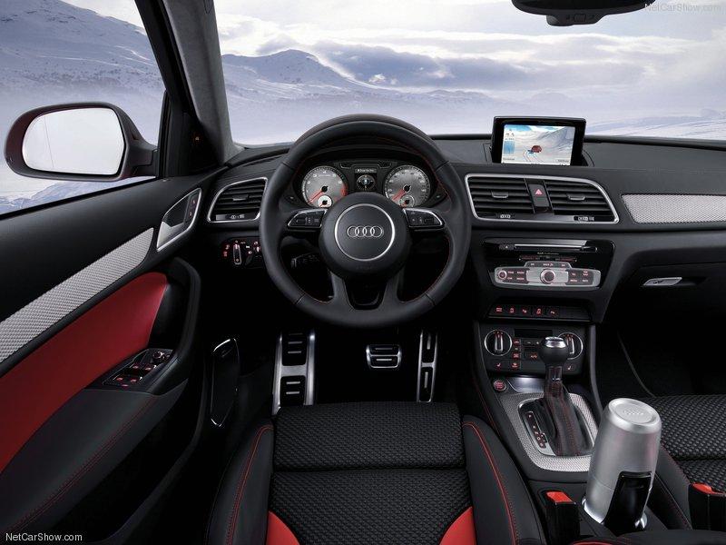 Concepts Q3 Vail et Q3 Jinlong Yufeng Audi-q13