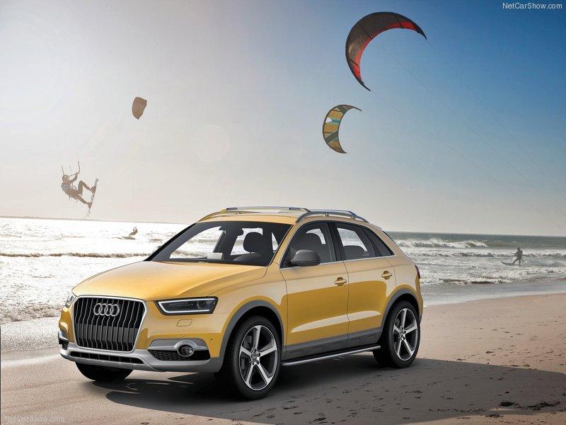 Concepts Q3 Vail et Q3 Jinlong Yufeng Audi-q14