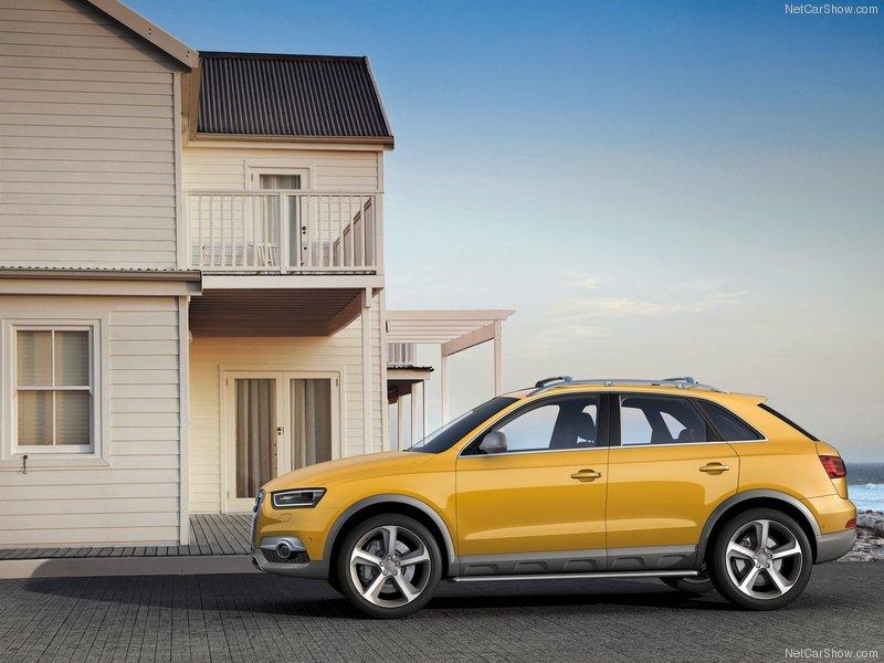 Concepts Q3 Vail et Q3 Jinlong Yufeng Audi-q15