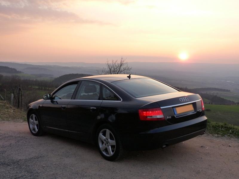 """Topic Officiel > Audi A6 """"C6"""" 2004-2011 [ Berline - Avant - S/RS ] P1090326"""