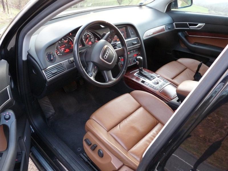 """Topic Officiel > Audi A6 """"C6"""" 2004-2011 [ Berline - Avant - S/RS ] P1090327"""