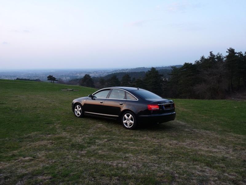 """Topic Officiel > Audi A6 """"C6"""" 2004-2011 [ Berline - Avant - S/RS ] P1090328"""