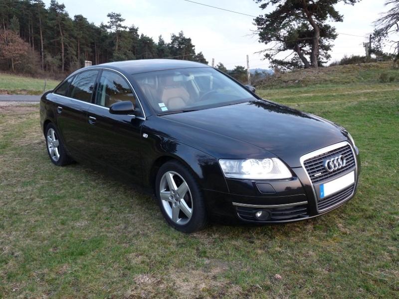 """Topic Officiel > Audi A6 """"C6"""" 2004-2011 [ Berline - Avant - S/RS ] P1090329"""