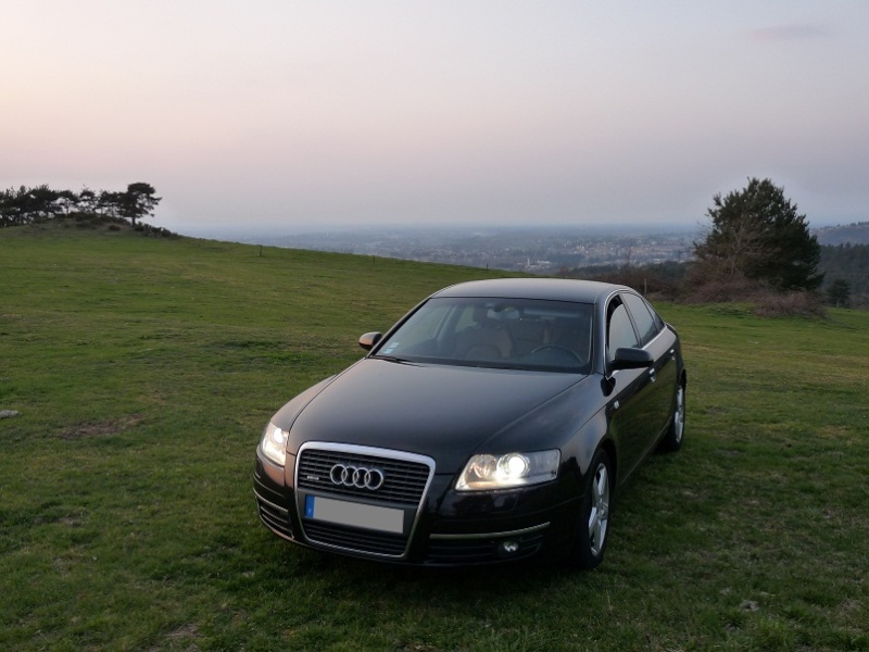 """Topic Officiel > Audi A6 """"C6"""" 2004-2011 [ Berline - Avant - S/RS ] P1090431"""