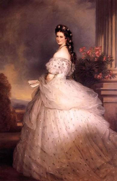 La biographie de l'Impératrice Sissi 09103010