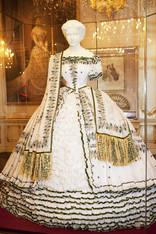 Robe de l'impératrice Elisabeth d'Autriche ( Sissi ) 09110414