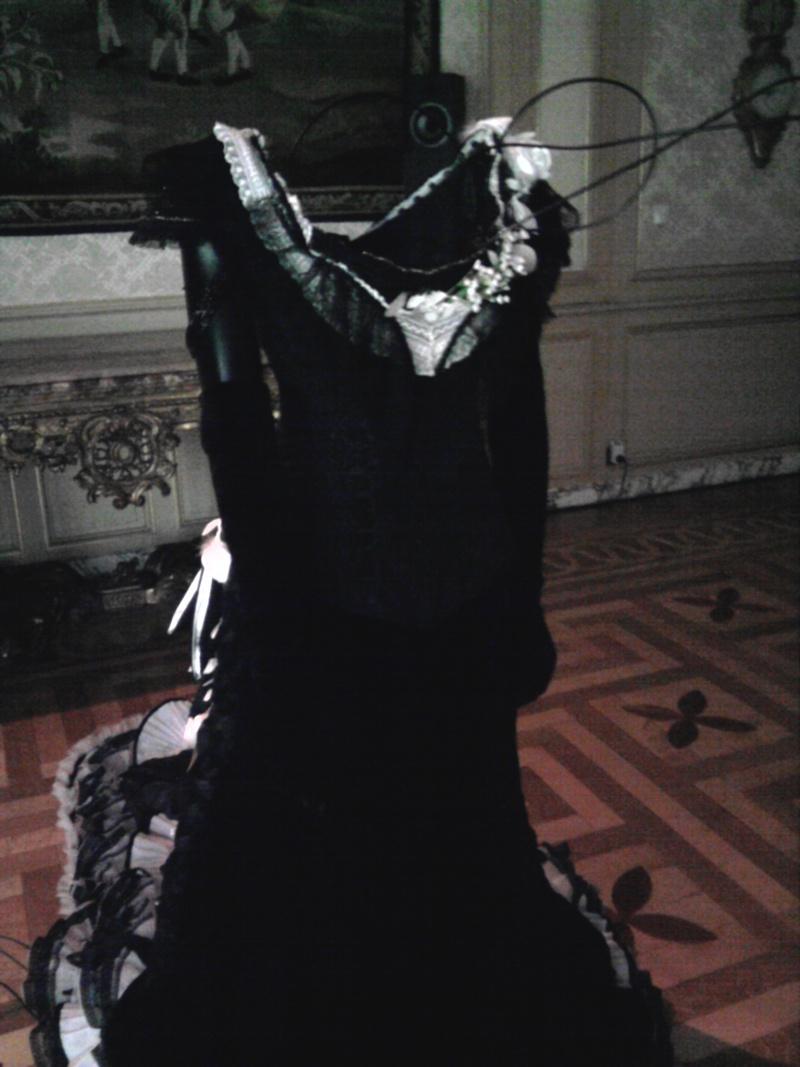 Robe de l'impératrice Elisabeth d'Autriche ( Sissi ) 11020612