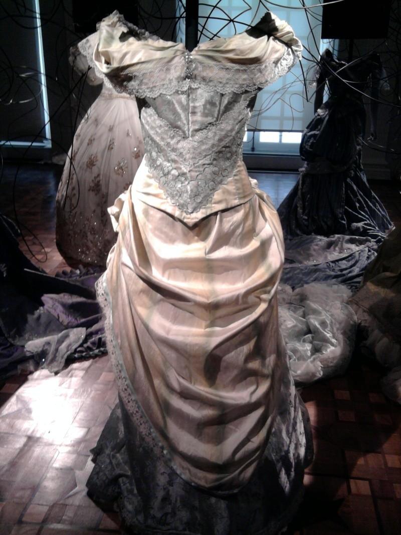 Robe de l'impératrice Elisabeth d'Autriche ( Sissi ) 11020614