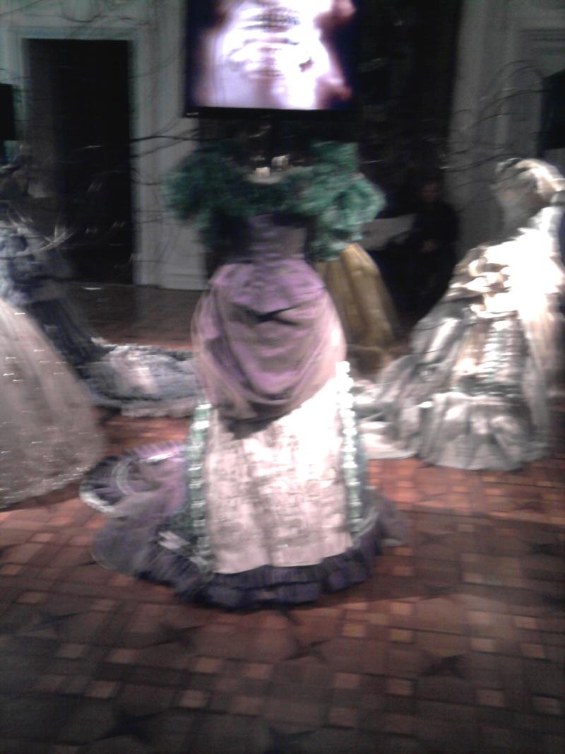 Robe de l'impératrice Elisabeth d'Autriche ( Sissi ) 11020615