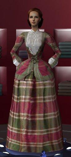 Robe de l'impératrice Elisabeth d'Autriche ( Sissi ) 18825710