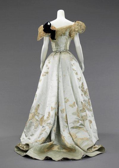 Robe de l'impératrice Elisabeth d'Autriche ( Sissi ) 30119310