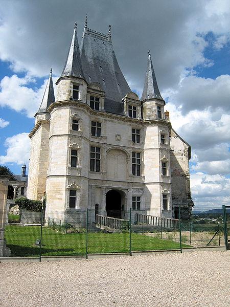 Les châteaux du département de Eure 450px-98