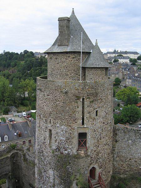 Chateaux de la Bretagne 450px113