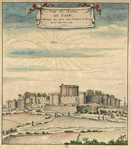 Les chateaux du Calvados 528px-10