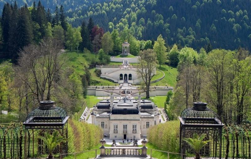 Chateaux de Bavière 55688910
