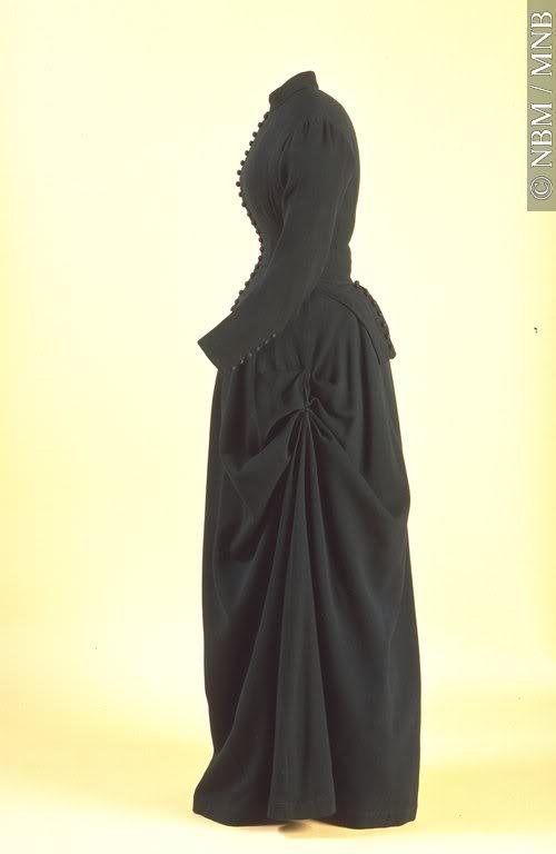 Robe de l'impératrice Elisabeth d'Autriche ( Sissi ) 5lthfb10